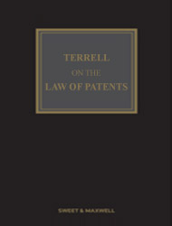 Terrell on the Law of Patents 17e