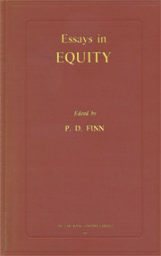 Essays in Equity - PDF