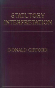 Statutory Interpretation - PDF
