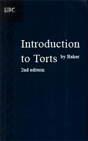 Introduction to Torts 2nd Edition - PDF