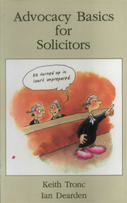 Advocacy Basics for Solicitors PDF