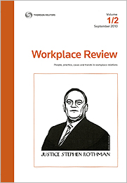 Workplace Review: Parts
