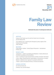 Family Law Review: Online
