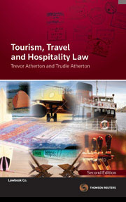 Tourism  Travel & Hospitality Law 2nd Edition