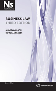 Nutshell: Business Law 3rd Edition