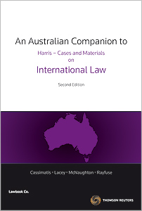 Australian Companion to Harris - Cases & Materials on International Law