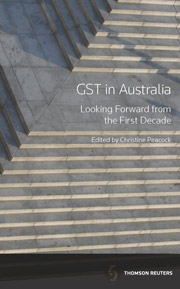 GST in Australia: Looking Forward from the first decade