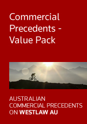 Australian Commercial Precedents: Corporations Precedents
