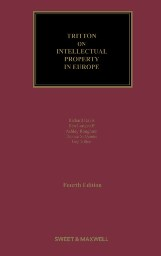 Tritton on Intellectual Property in Europe 4th Edition
