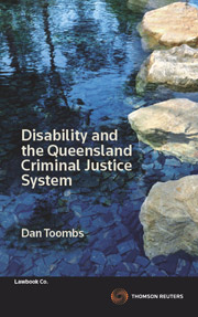 Disability & the Queensland Criminal Justice System