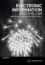 Electronic Information and the Law - eBook