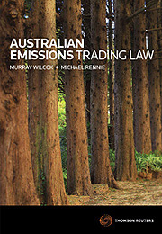 Australian Emissions Trading Law - eBook + Book