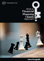 What do Financial Planning Clients really want?