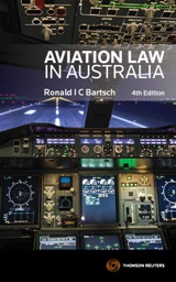 Aviation Law in Australia 4th Edition