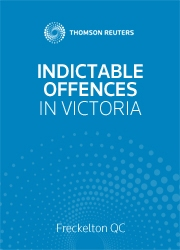 Indictable Offences in Victoria - eSub