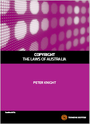 Copyright - The Laws of Australia