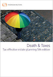 Death & Taxes: Tax Effective Estate Planning Lawbook Online
