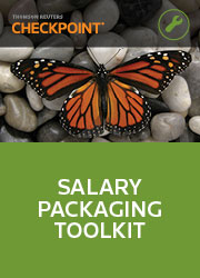Salary Packaging Toolkit - Checkpoint