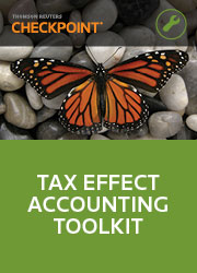 Tax Effect Accounting Toolkit - Checkpoint