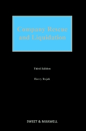 Company Rescue and Liquidations 3rd edition