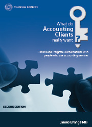 What do Accounting Clients Really Want? Second Edition