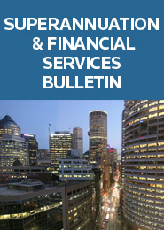 Superannuation & Financial Services Bulletin Online