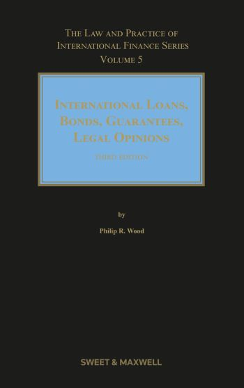 International Loans, Bonds, Guarantees, Legal Opinions 3rd