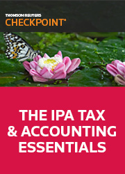 The IPA Tax & Accounting Essentials