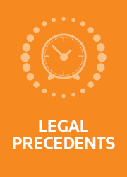 Legal Precedents - Personal Injury  - licence