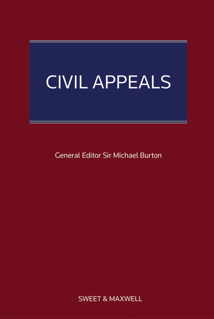Civil Appeals 2nd Edition