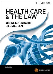 Health Care & the Law 6th edition