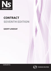 Nutshell: Contract Law 7th Edition