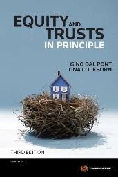 Equity & Trusts In Principle 3rd ebook