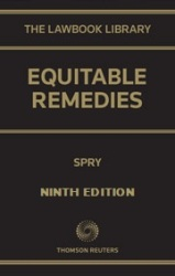 Equitable Remedies, 9th Edition