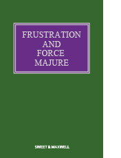 Frustration and Force Majeure 3rd edition