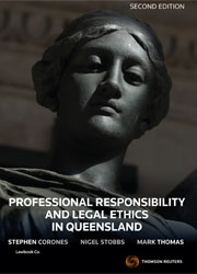 Professional Responsibility & Legal Ethics QLD 2nd Edition Book + eBook