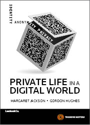 Private Life in a Digital World - Book & eBook