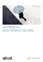 Privacy Law Update 2014 by Thomson Reuters and Ashurst