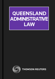 Queensland Administrative Law - eSub