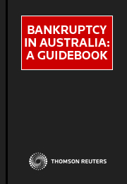 Bankruptcy in Australia - A Guidebook eSubscription