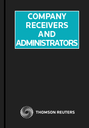 Company Receivers & Administrators eSubscription