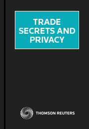 Trade Secrets and Privacy eSubscription