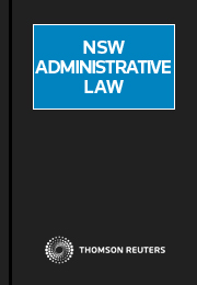 NSW Administrative Law eSubscription