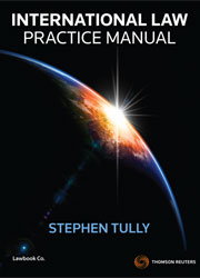 International Law Practice Manual