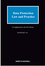 Data Protection Law & Practice 4th 1sup
