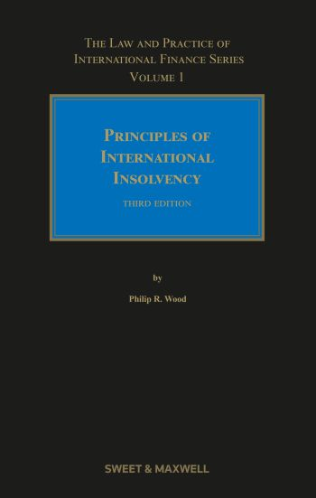 Principles of International Insolvency 3rd Edition