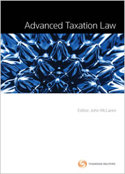 Advanced Taxation Law ebook
