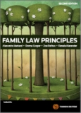 Family Law Principles 2nd edition book + eBook