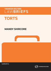 LawBriefs: Torts book + ebook
