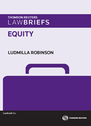 LawBriefs: Equity 1st Edition